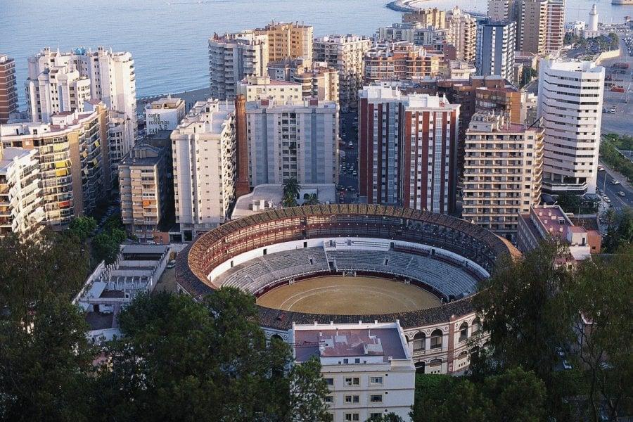 Arènes de Málaga. (© Author's Image))