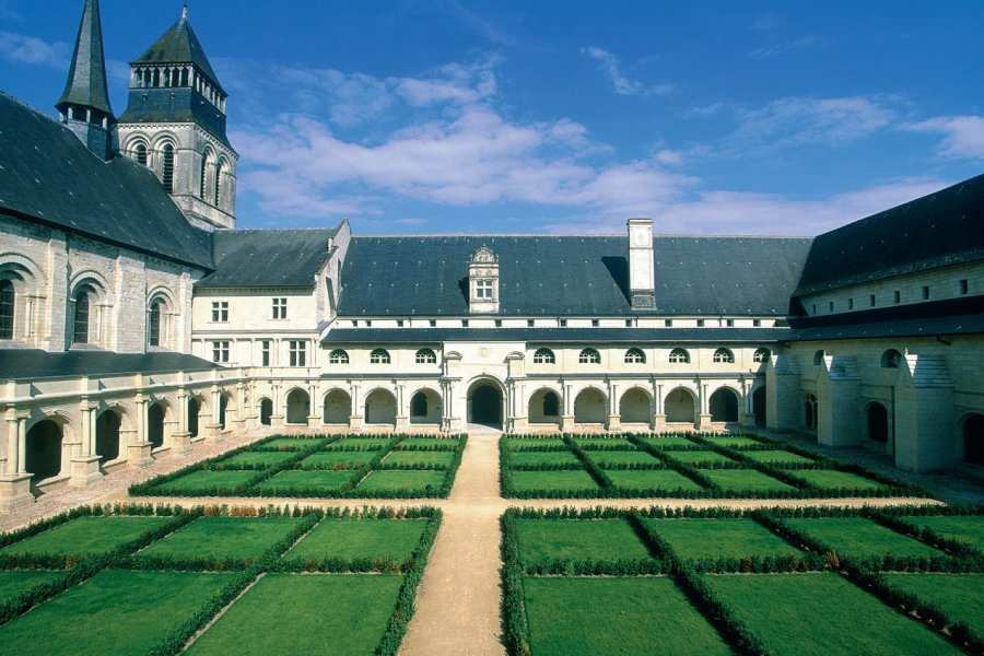 Abbaye de Fontevraud (© DANIELE CATI - ICONOTEC))