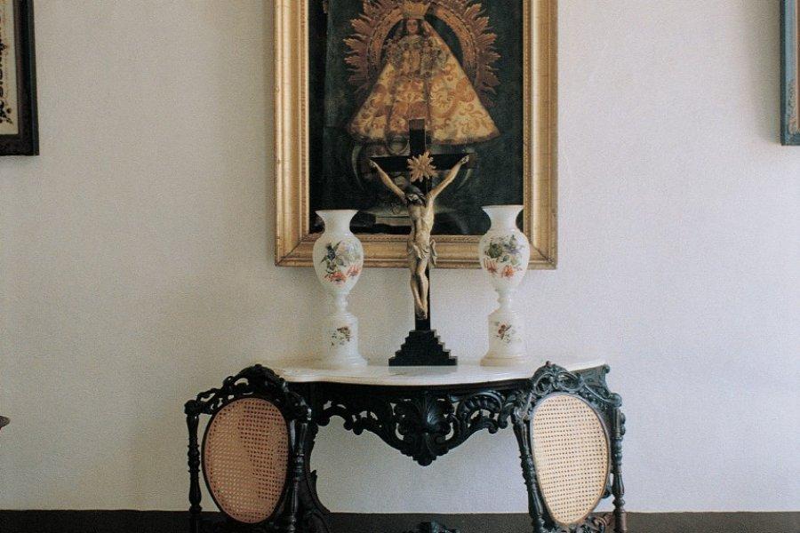 Demeure ancienne de Trinidad. (© Henri Conodul - Iconotec))