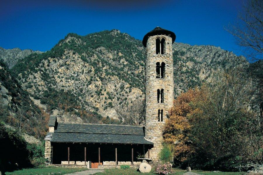 Église Santa Coloma (© Ministère du Tourisme du Gouvernement d'Andorre))