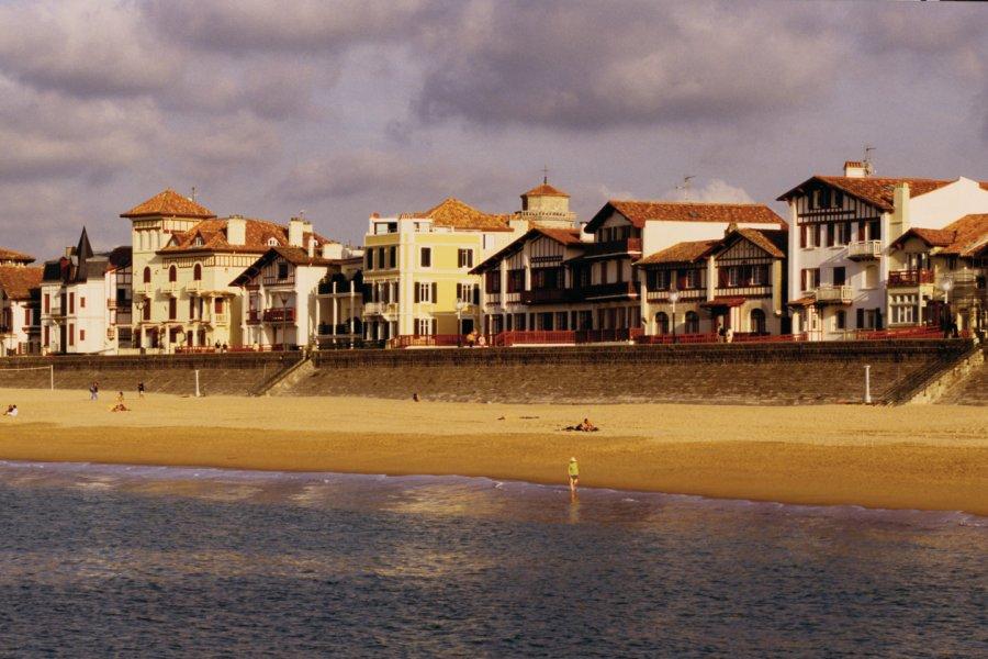 Le front de mer - Saint-Jean-de-Luz (© VINCENT FORMICA))