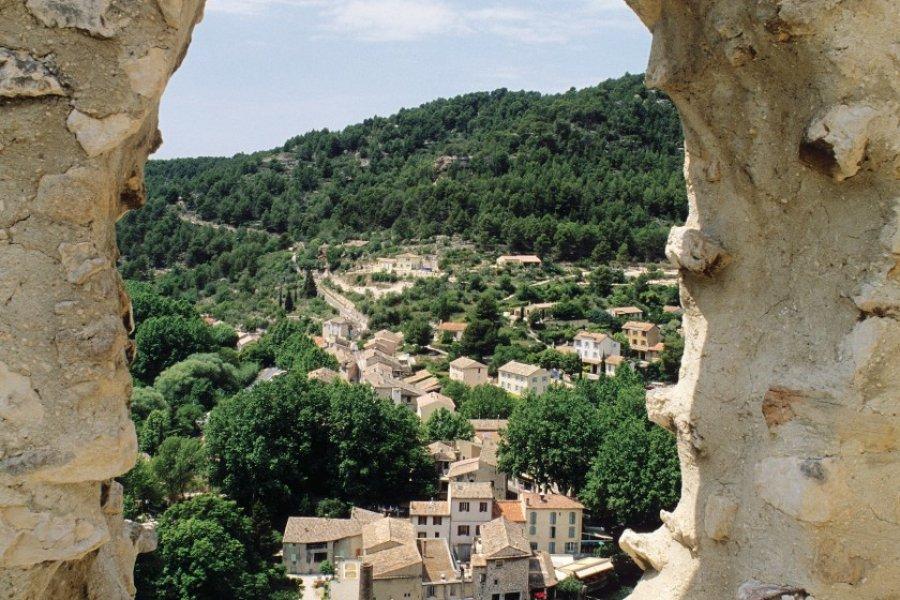 Fontaine de Vaucluse vue du Château (© Irène ALASTRUEY - Author's Image))