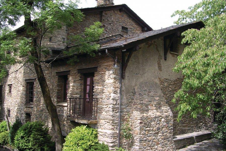 Maison-Musée d'Areny-Plandolit, témoignage des forges du 17e siècle (© Ministère du Tourisme du Gouvernement d'Andorre))