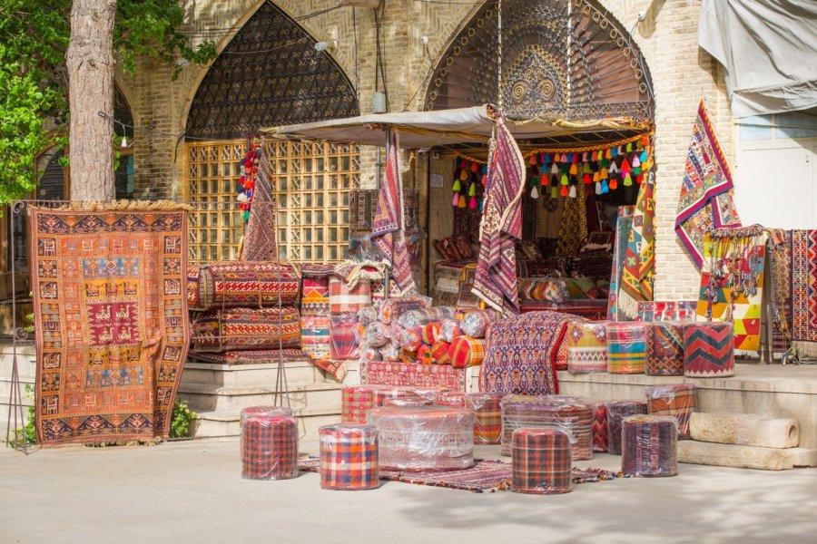 Dans le bazar de Chiraz. (© NICOLA MESSANA PHOTOS / Shutterstock.com))