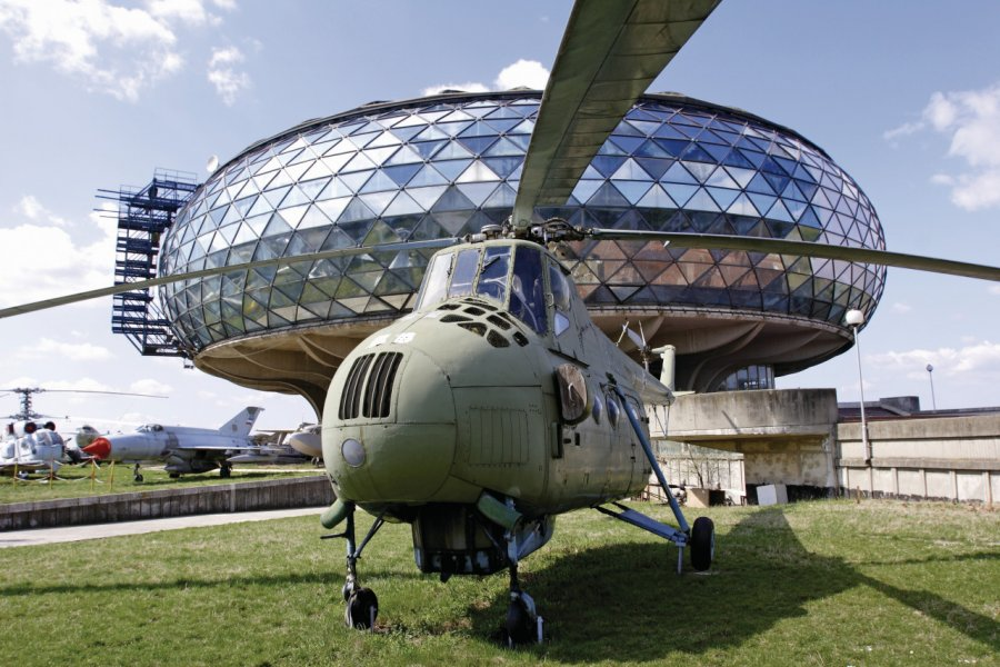 Musée de l'aviation yougoslave. (© mark yuill - Fotolia))