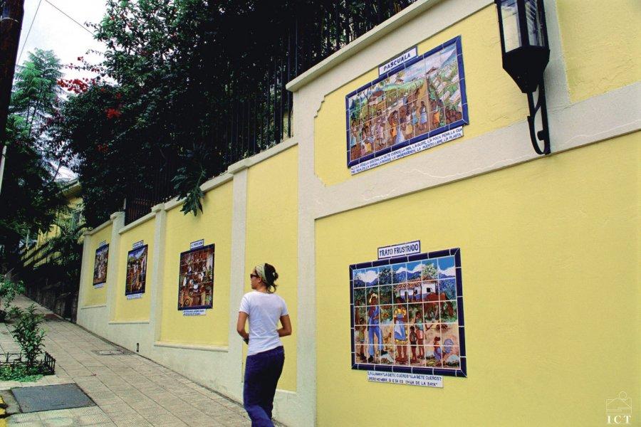Dans le Barrio Amón (© ICT (Institut Costaricien de Tourisme)))