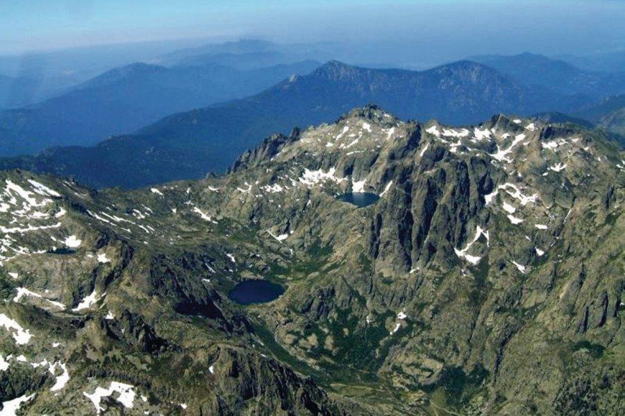 Le sommet de la Corse (© Xavier Bonnin))