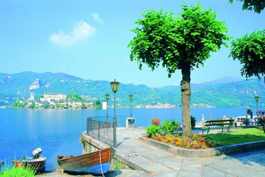 L'île San Giulio. (© Author's Image))