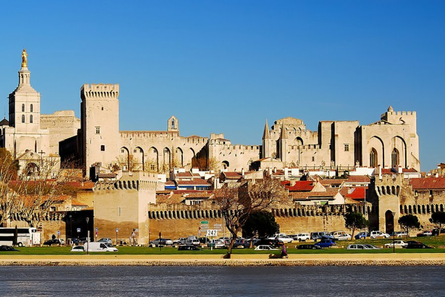 Avignon. (© Daoud - Fotolia))