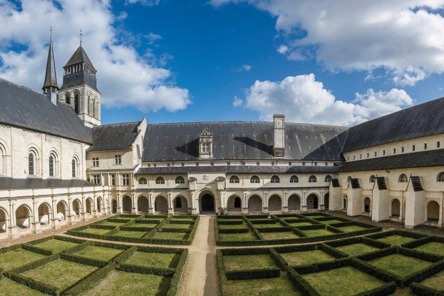 Abbaye de Fontevraud. (© Abbaye Royale de Fontevraud))