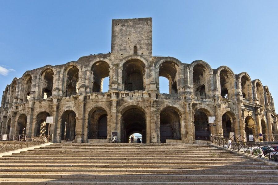 Les arènes d'Arles. (© Roe - Fotolia))