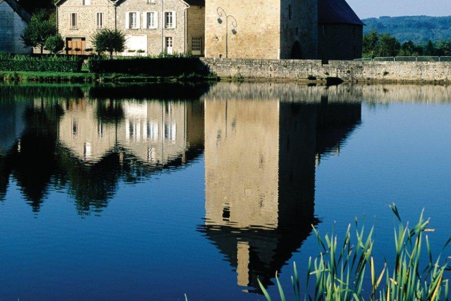 Vue de Peyrat-le-Château (© Florent RECLUS - Author's Image))