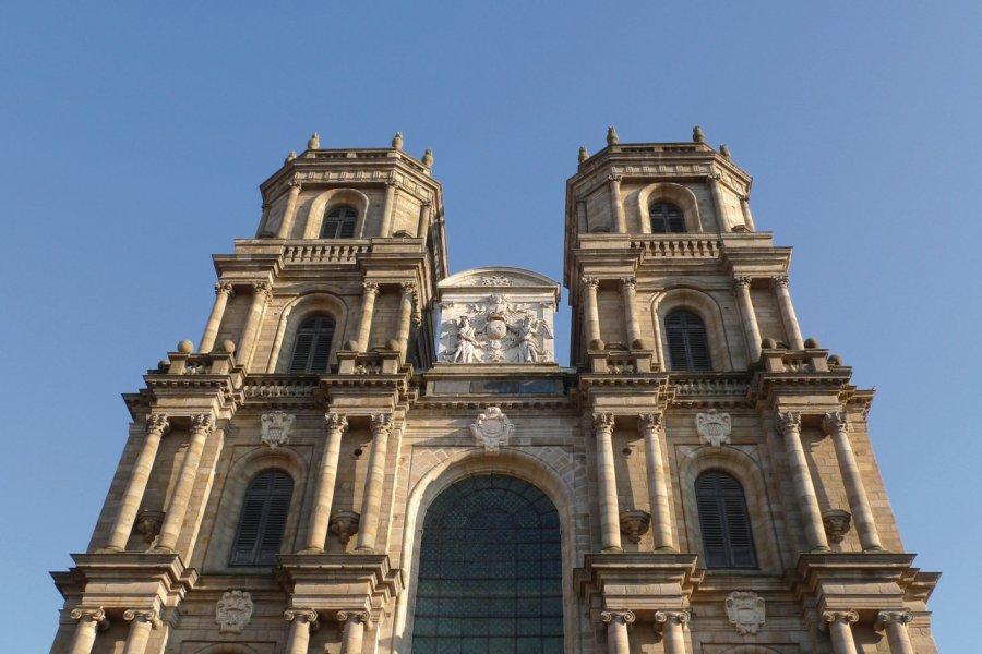 La cathédrale Saint-Pierre de Rennes. (© MONREGARD - FOTOLIA))