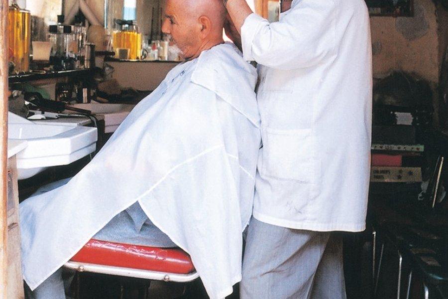 Barbier de la vieille Casbah. (© Sébastien CAILLEUX))