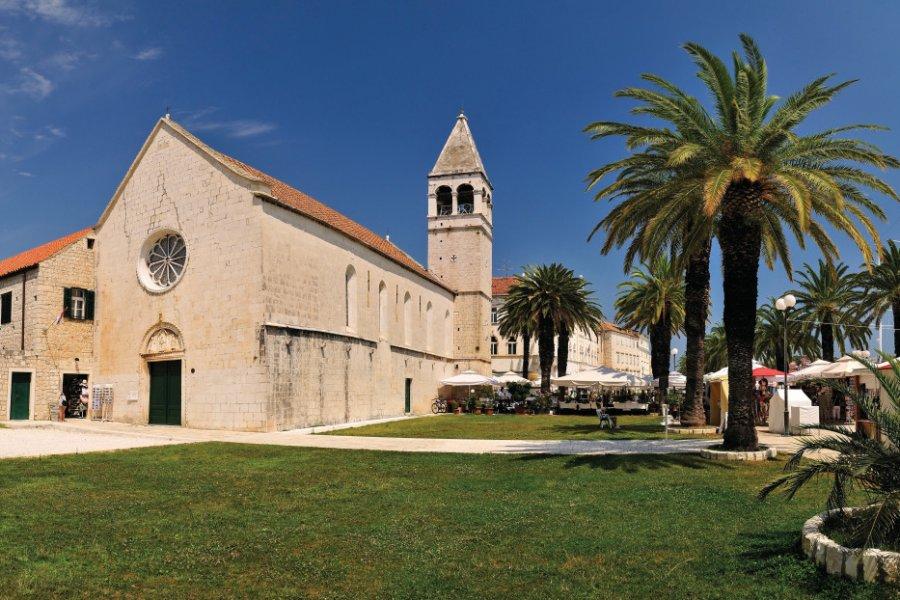Couvent dominicain de la Sainte-croix à Trogir. (© Torsten Becker))
