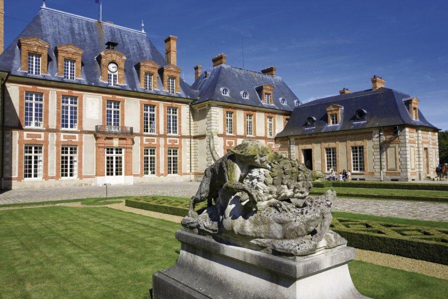 Le château de Breteuil (© JONATHAN - Fotolia))