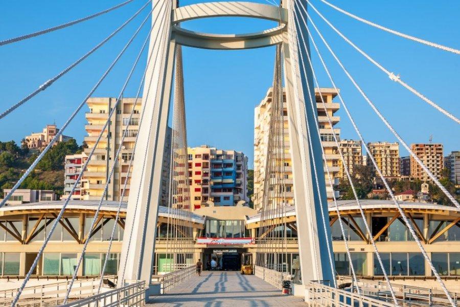 Pont Pista e Re à Durrës. (© Ppictures - Shutterstock.com))