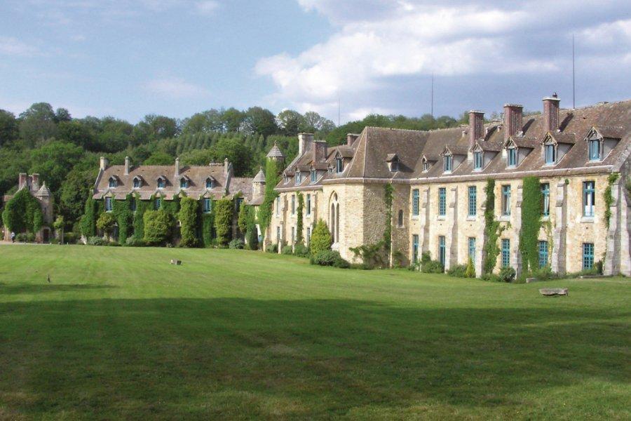 L'abbaye des Vaux-de-Cernay (© Emmanuelle Combaud - Fotolia))
