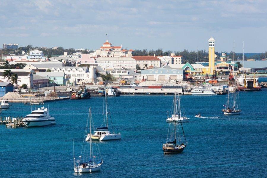 Le port de Nassau. (© Virsuziglis - iStockphoto))
