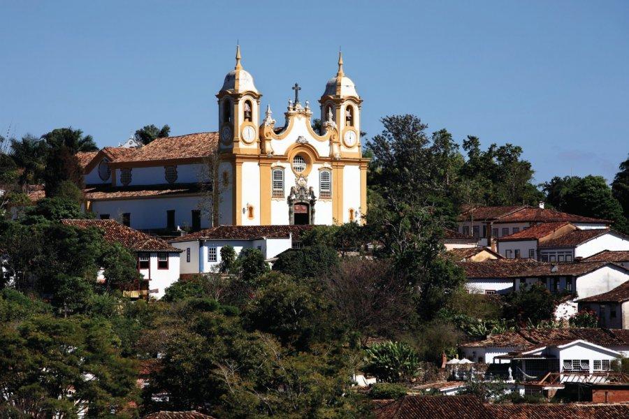 Igreaja Matriz de Santo Antonio. (© OSTILL - iStockphoto.com))