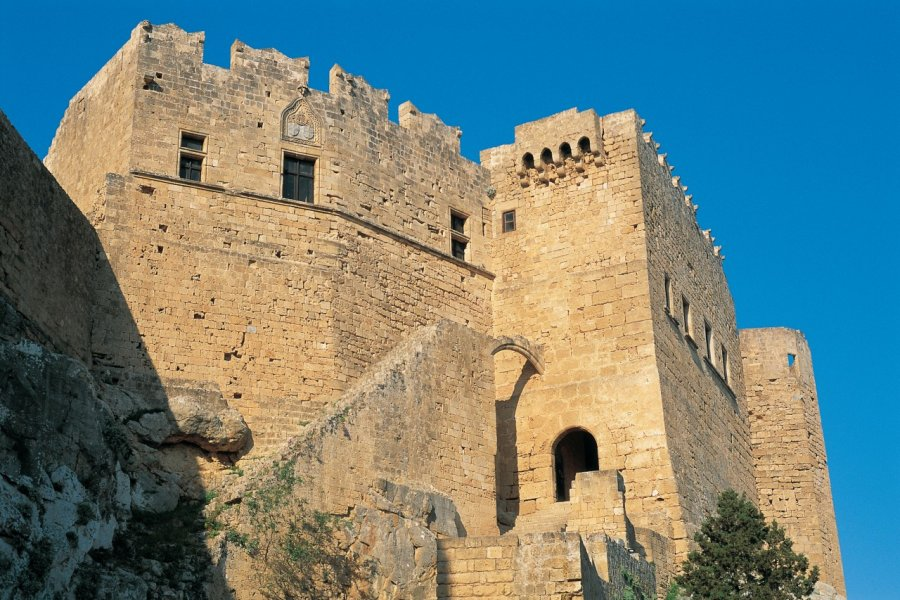 Forteresse des chevaliers. (© Alamer - Iconotec))