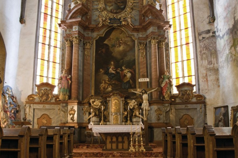 Église Sainte-Catherine. (© Renáta Sedmáková - Fotolia))