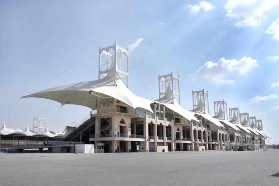Circuit international de Sakhir. (© Dr Ajay Kumar Singh / Shutterstock.com))
