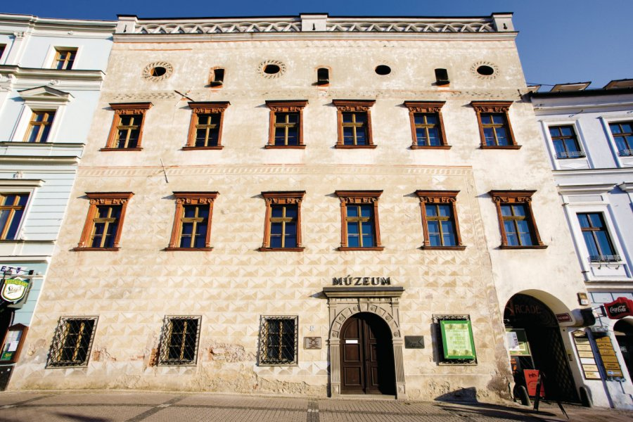 Musée d'Histoire naturelle. (© PHB.cz - Fotolia))