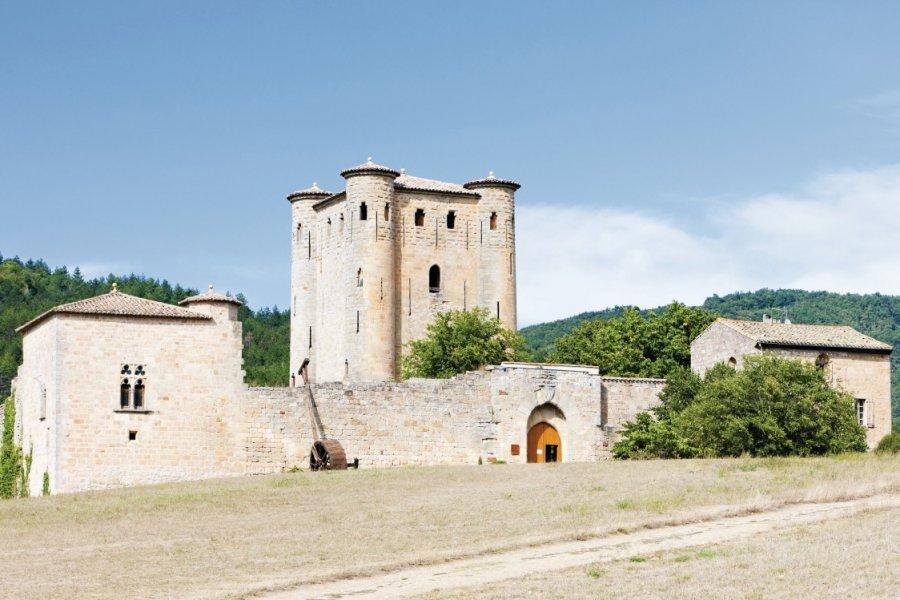 Le château d'Arques (© PHB.cz - Fotolia))