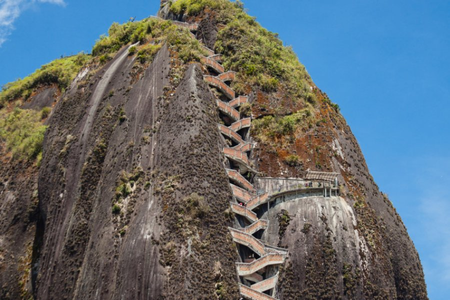 Peñón de Guatapé. (© anamejia18 - Fotolia))