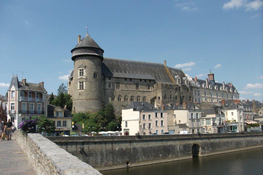 Le Vieux Château de Laval (© Béatrice DEMERSSEMAN))
