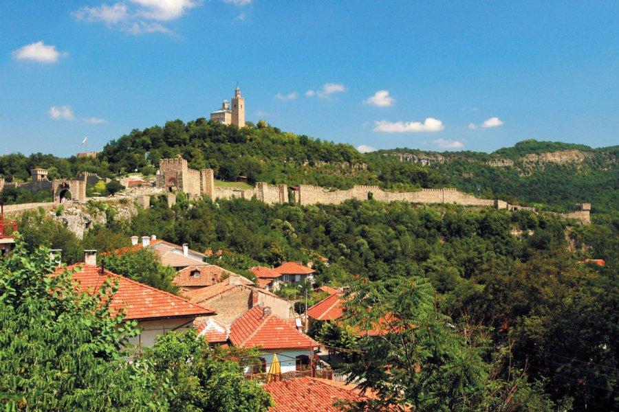 Forteresse et colline de Tsarevets. (© S.Nicolas - Iconotec))