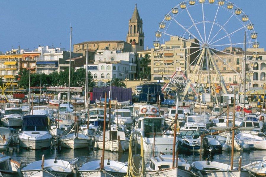 Port de Palamós sur la Costa Brava. (© Author's Image))