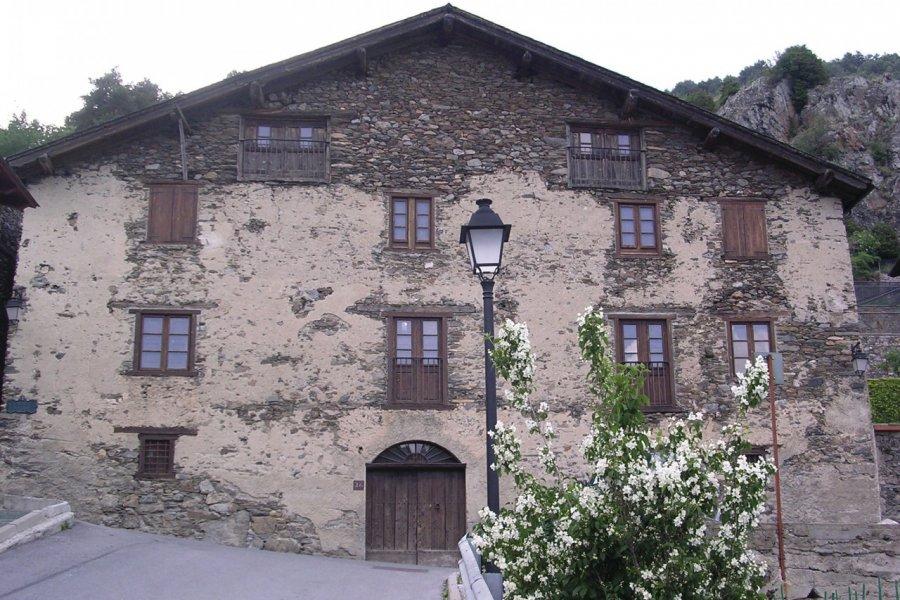 Casa Rull, maison-musée témoignant du mode de vie au 19e siècle (© Ministère du Tourisme du Gouvernement d'Andorre))