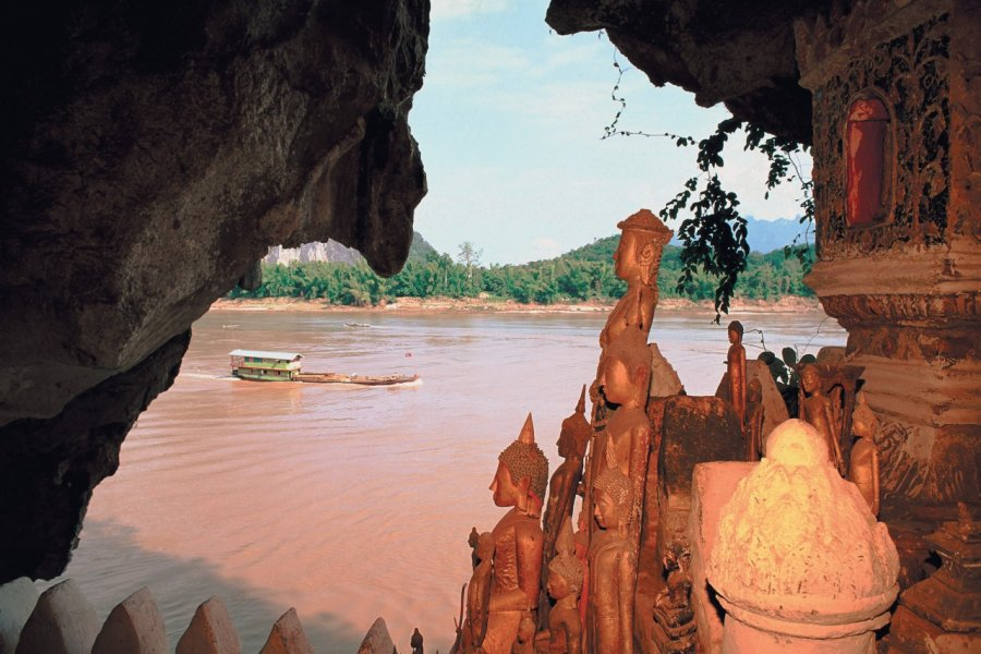 Grotte de Pak Ou. (© Author's Image))