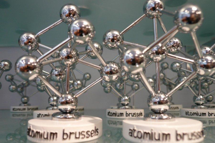 Souvenirs de Bruxelles. (© Stéphan SZEREMETA))