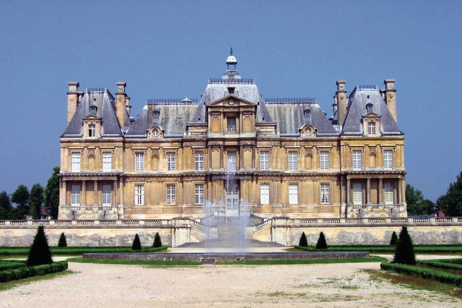 Le château de Maisons-Laffitte (© Philophoto - Fotolia))