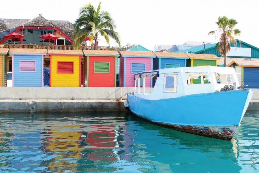 Le bord de mer de Nassau. (© Kdow - iStockphoto))