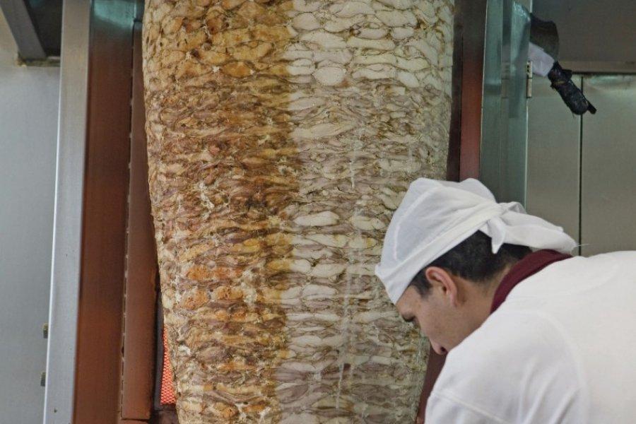 Sandwicherie à Amman. (© Tom Pepeira - Iconotec))