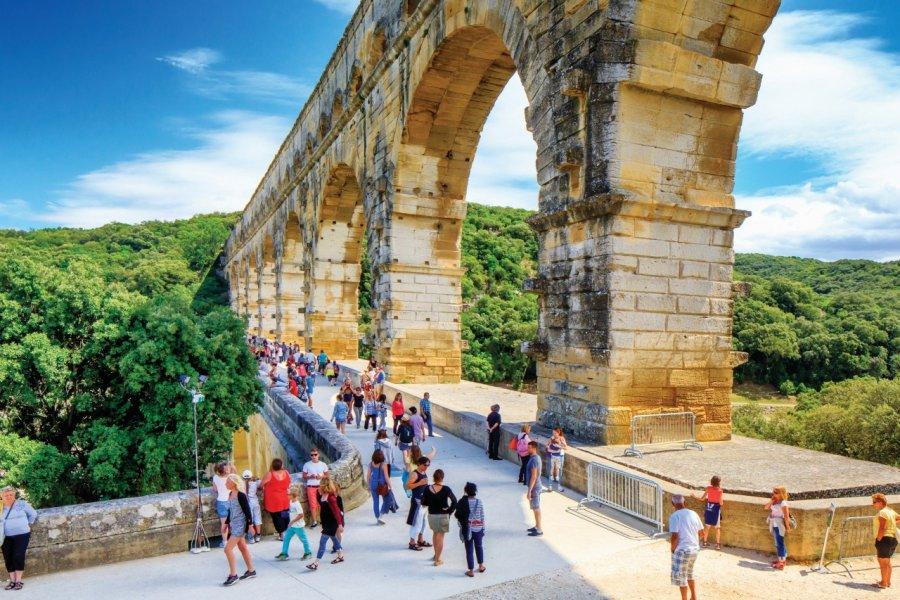 Le pont du Gard. (© Maurizio Rellini))