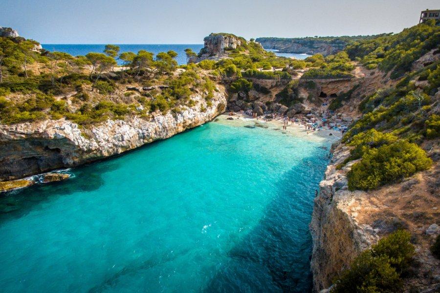Cala Formentor. (© schepniy - Adobe Stock))