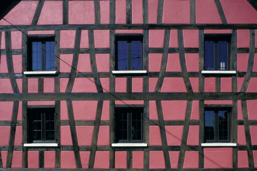 Maison typique (© PIERRE DELAGUERARD - ICONOTEC))