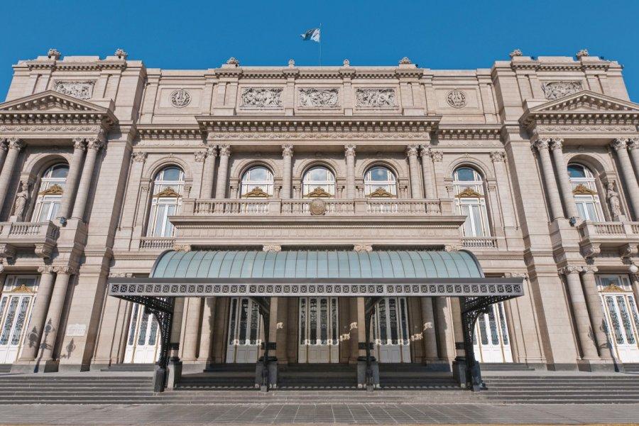 Teatro Colón. (© Anibal TREJO - Fotolia))