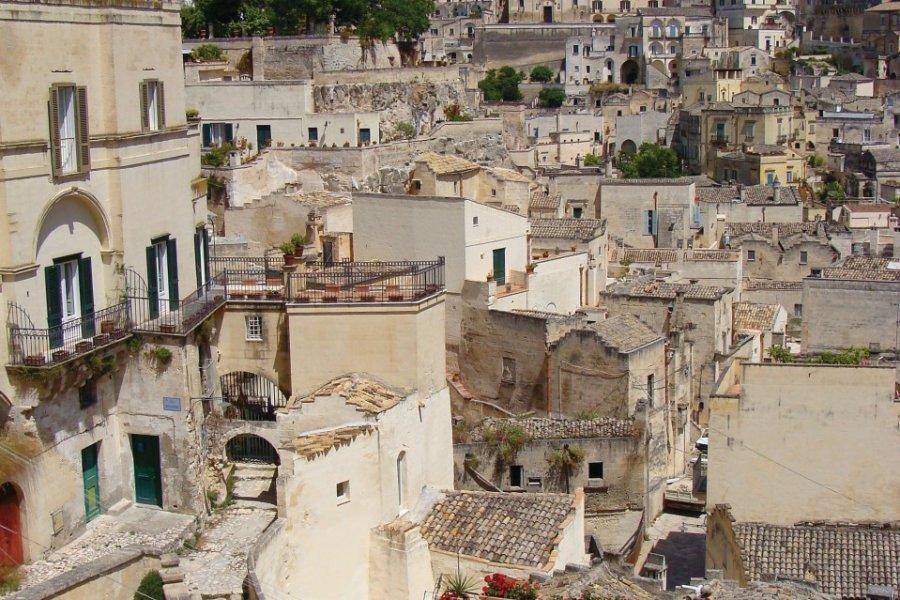 Ville de Matera. (© Jenifoto - Fotolia))