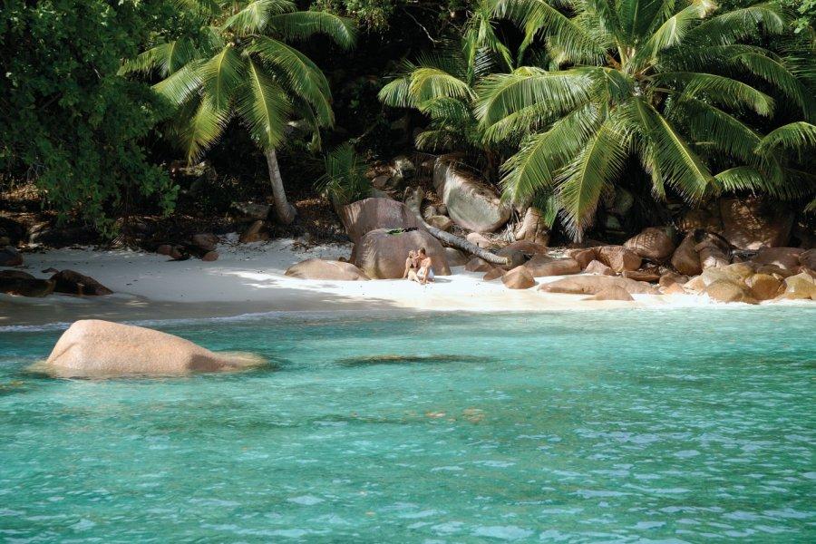 Anse Lazio. (© Gerard Larose - Office du tourisme des Seychelles))