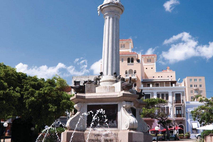 Plaza de Colón. (© ggustin - iStockphoto.com))
