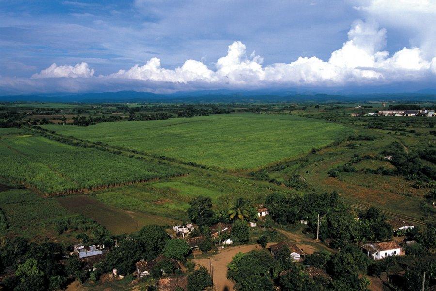 Survol de la région de Trinidad. (© Author's Image))