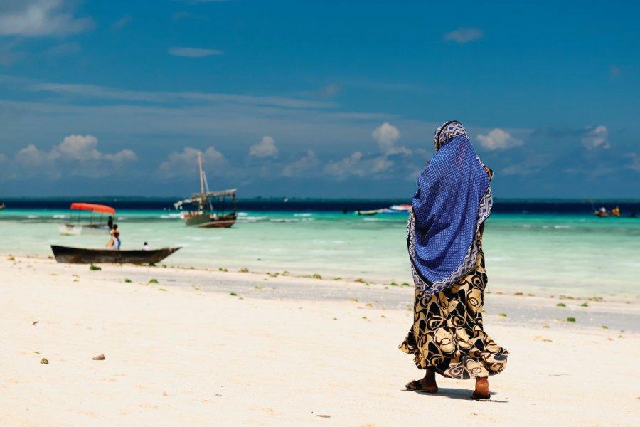 Plage de Zanzibar. (© Rchphoto - iStockphoto))