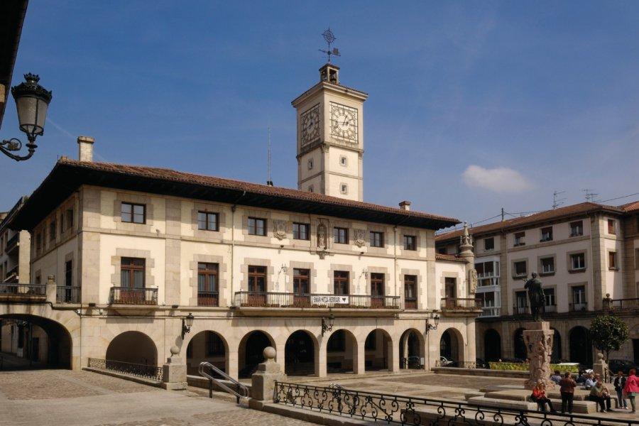 Place de la mairie à Guernica. (© curtoicurto))
