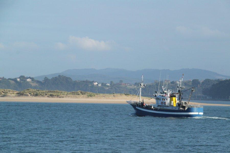 Baie de Santander. (© Rozenn LE ROUX))